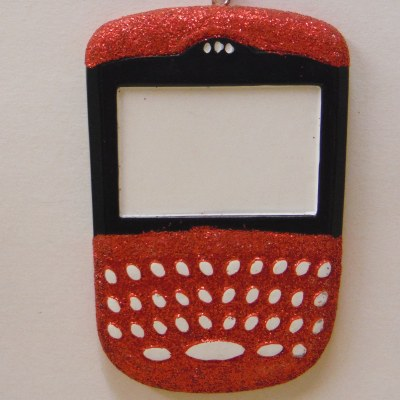 RED/BLACK CELL PHONE