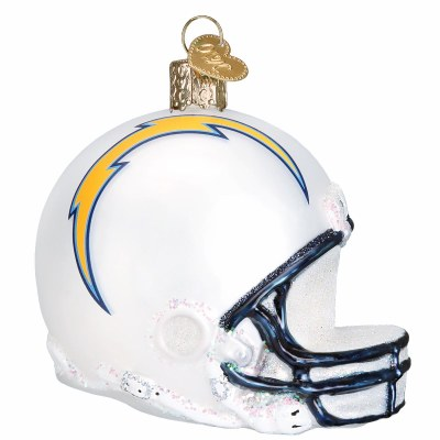 SAN DIEGO CHARGERS TEAM HELMET GLASS