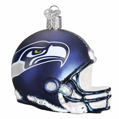 SEAHAWKS GLASS HELMET