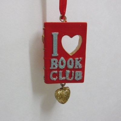 I LOVE BOOK CLUB