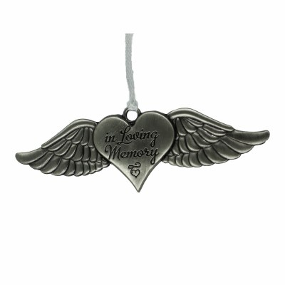 IN LOVING MEMORY WITH WINGS