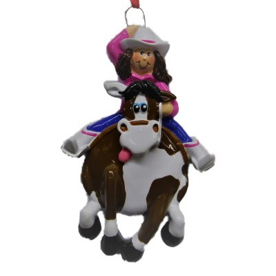 COWGIRL RIDING
