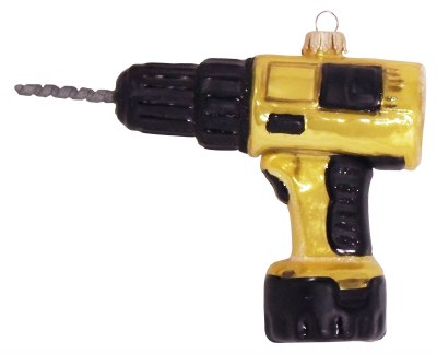 POWER DRILL - GLASS