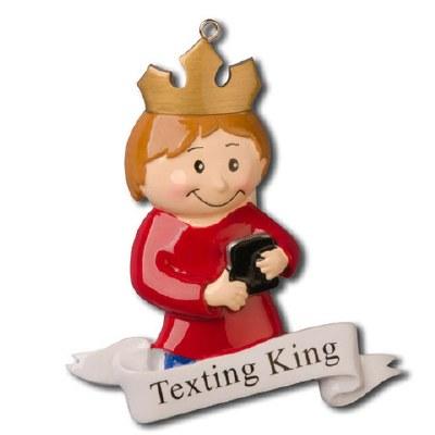 TEXTING KING