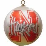 NEBRASKA HUSKERS TEAM BALL