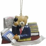 BUSINESS MAN BEAR