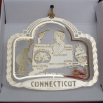CONNECTICUT BRASS ORNAMENT