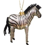 GLASS  ZEBRA