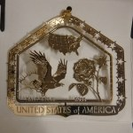 BRASS UNITED STATES OF AMERICA