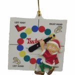 TWISTER GAME ORNAMENT