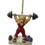 WEIGHTLIFTER - BEAR