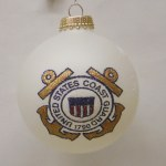 COAST GUARD GLASS BALL