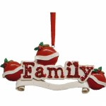 FAMILY OF 3  TO PERSONALIZE