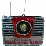 PORTABLE TRANSISTOR RADIO
