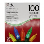 100 LED MULTI  MINI LIGHTS