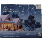 300CT FROSTY BLUE ICICLE LIGHT SET