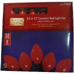 25 CT C7 RED LIGHT SET