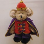 BOYDS BEAR PLUSH LIL MOUSE KING