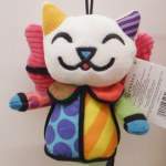 BRITO STUFFED ANGEL CAT