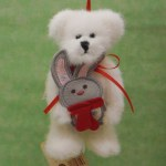 BOYDS BEAR PLUSH BUNNI INI BEAR
