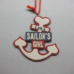 I'M A SAILOR'S GIRL ANCHOR