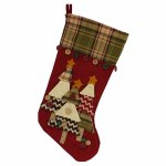 CHRISTMAS TREE STOCKING