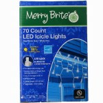 70 CT LED ICICLE LIGHTS