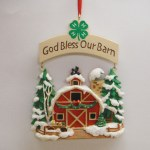 4H GOD BLESS OUR BARN