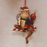 MONKEY WITH CANE