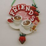 FRIENDS... TEA CUPS