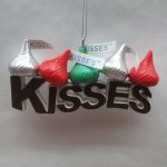 KISSES - HERSHEY