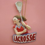 LACROSSE PLAYER FEMALE