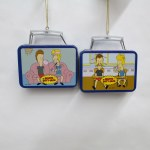 BEAVIS AND BUTT HEAD LUNCHBOX