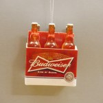 6 PACK OF BUDWEISER
