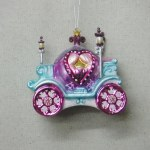 GLASS FAIRYTAIL CARRIAGE