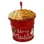 MERRY CHRISTMAS POPCORN BUCKET
