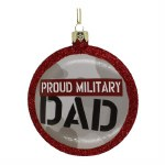 PROUD MILITARY DAD