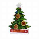 MARINES CHRISTMAS TREE