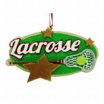 LACROSSE WITH STAR