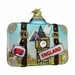ENGLAND SUITCASE
