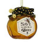 SAVE OUR BEES HONEY JAR