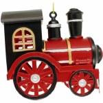 BLACK/RED TRAIN
