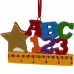 TEACHERS ABC123 WITH RULER