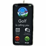 GOLF CELL PHONE
