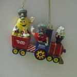M AND M TRAIN