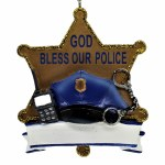 GOD BLESS OUR POLICE