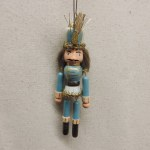 DANGLING SOLDIER NUTCRACKER