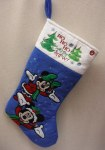 "15"" MICKEY MOUSE STOCKING"