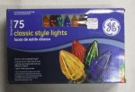 75 COUNT CLASSIC SYTLE LIGHT SET