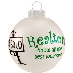 REALTOR GLASS BALL